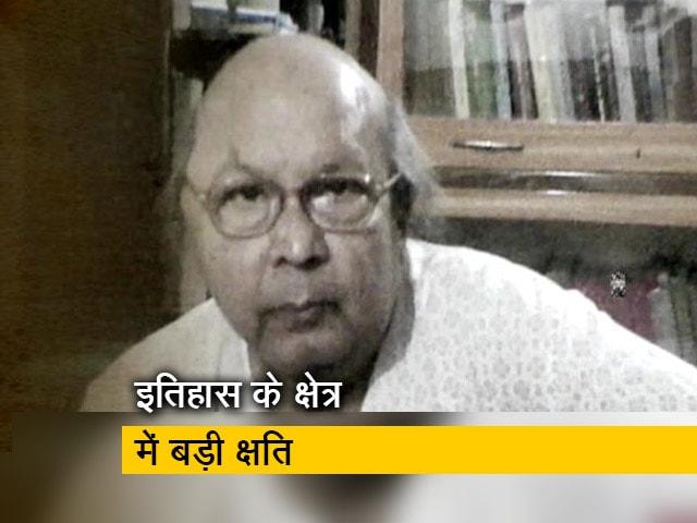 Videos : रवीश कुमार का प्राइम टाइम : जाने माने इतिहासकार डीएन झा का निधन