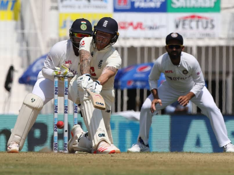 """Thing About Being A Test Batsman..."": Ben Stokes On ""Tough"" Indian Pitches"