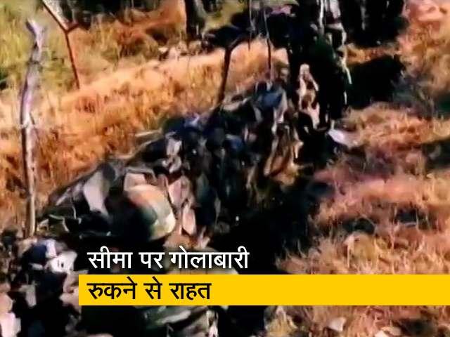 Videos : जम्मू-कश्मीर में गोलाबारी रुकने से राहत पर लोग अभी भी डर के साये में जी रहे