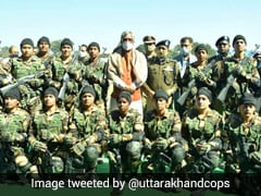 Women Commando Force Becomes Part Of Uttarakhand Police