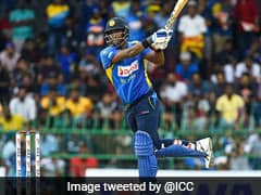 Mathews Named Sri Lankas Stand-In Captain For T20I Series vs West Indies
