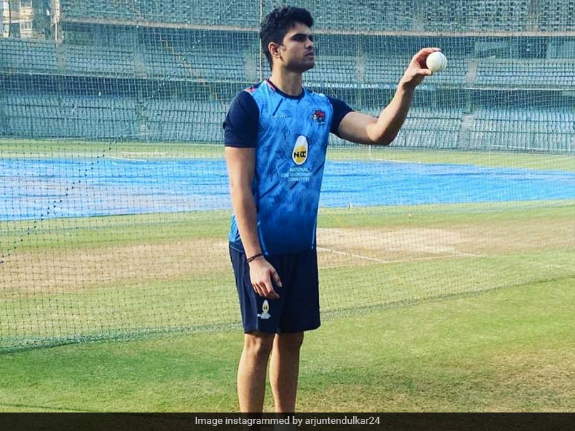IPL Auction 2021: Arjun Tendulkar Shortlisted By Franchises At Rs 20 Lakh Base Price