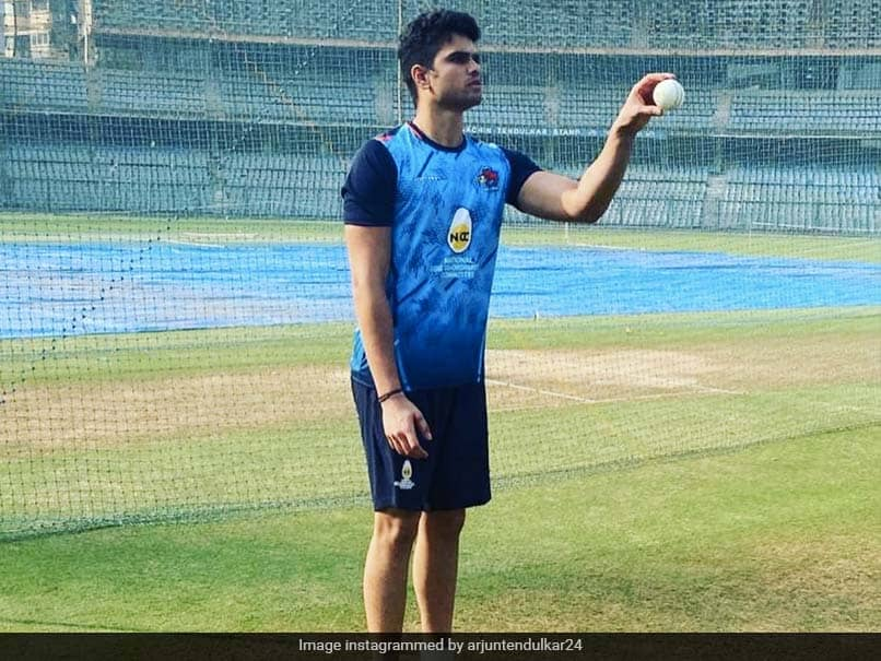 Arjun Tendulkar Hits 26-Ball 77, Takes 3 Wickets To Help MIG Cricket Club Win Big In Police Shield Tournament