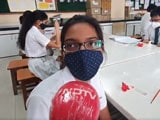 Video : Kolkata Schools Reopen After 11 Months, Senior Students Back