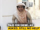 Video : 'Give Diesel, Will Search': UP Woman, Looking for Daughter, Accuses Cops