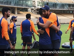 India vs England: India Have First Outdoor Training In Chennai As Quarantine Ends. See Pics