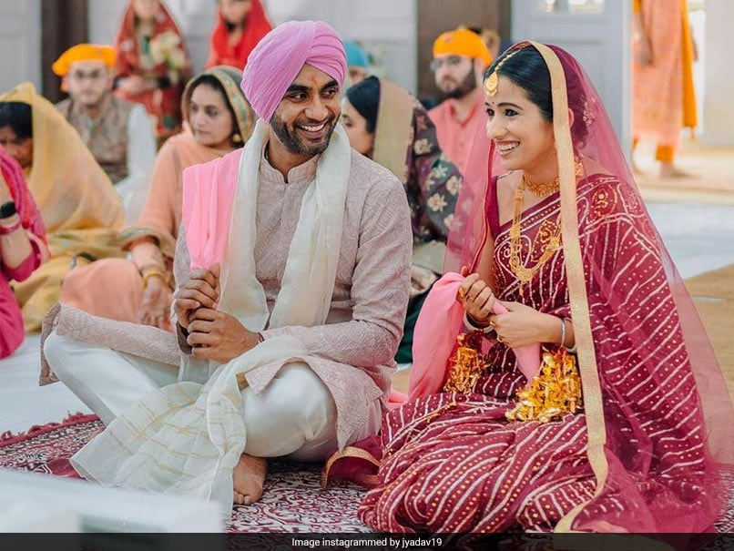 India All-Rounder Jayant Yadav Gets Married, Shares Pictures On Instagram