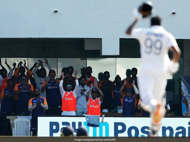 India vs England, 2nd Test: Ravichandran Ashwin Posts Images From Chennai Test Win, Says