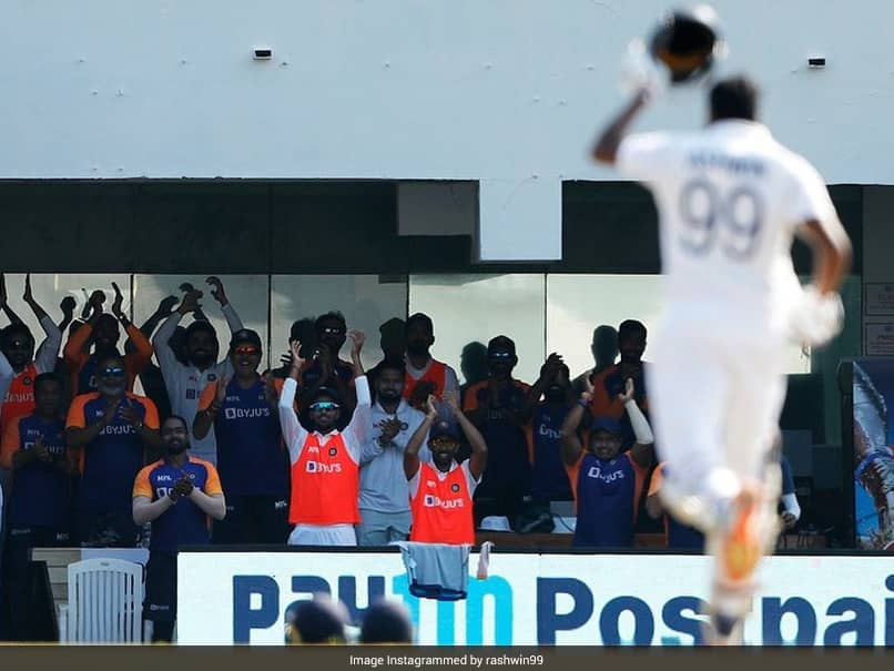 """India vs England, 2nd Test: Ravichandran Ashwin Posts Images From Chennai Test Win, Says """"Picture Says It All"""""""