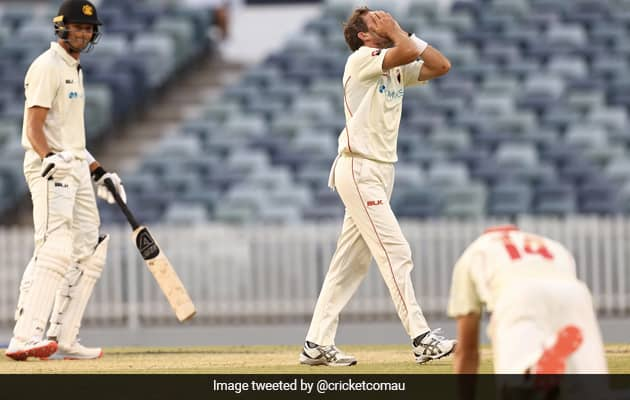 Watch: No. 11 Batsman Just Survives Last Ball In Dramatic Finish