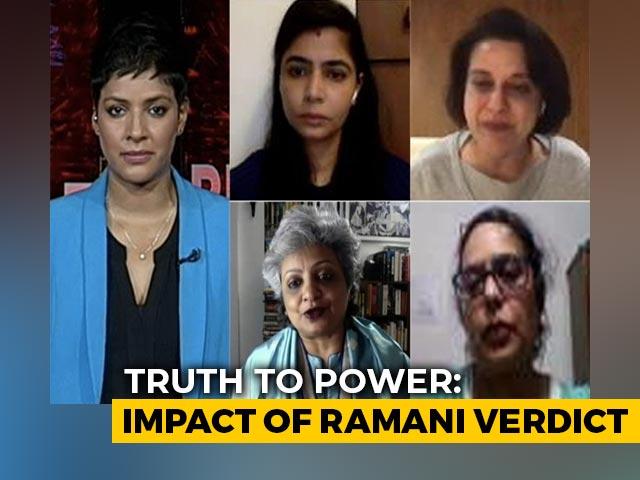 Video : What Will Be The Impact Of Priya Ramani Case Verdict?