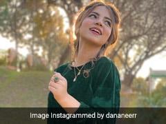 Pawri गर्ल दनानीर मुबीन मॉडलिंग नहीं बल्कि 'पाकिस्तानी फॉरेन सर्विस' करना चाहती हैं ज्वाइन