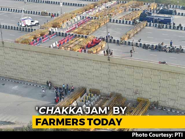 Video : No <i>Chakka</i> Jam In Delhi, UP, Uttarakhand Today, But...: Farmer Leaders