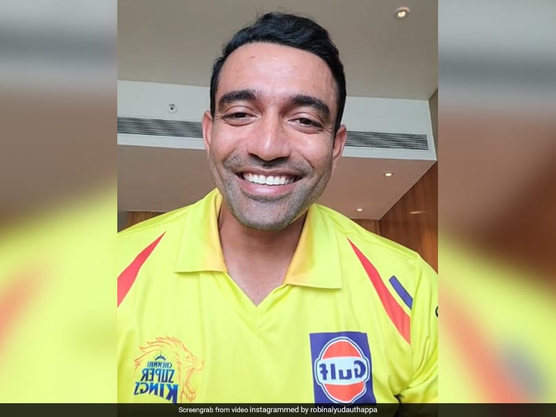 IPL 2021: Robin Uthappa Says Wanted To Play And Win A Tournament With MS Dhoni Before He Retires. Wa.. - NDTVSports.com