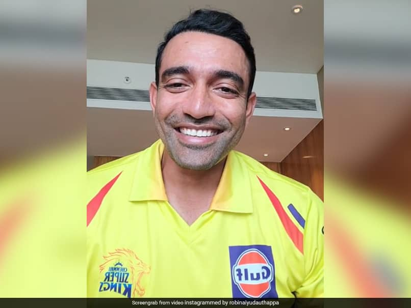 IPL 2021: Robin Uthappa Says Wanted To Play And Win A Tournament With MS Dhoni Before He Retires. Watch