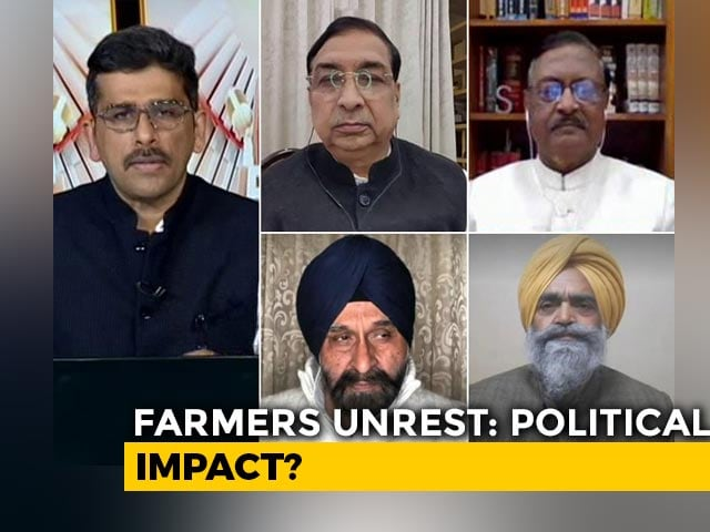Video : War Of The Hashtags Over Farmer Crisis