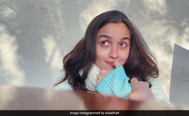 Alia Bhatt Wants To Go On A Vacation But 'Not Solo'