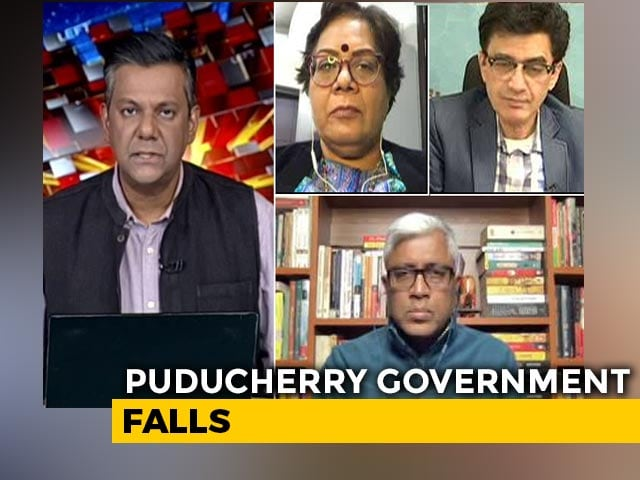 Video : Another Congress Government Collapses