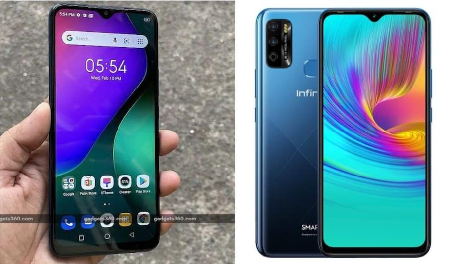 Infinix Smart 5 और Infinix Smart 4 में है कितना अंतर? जानें...