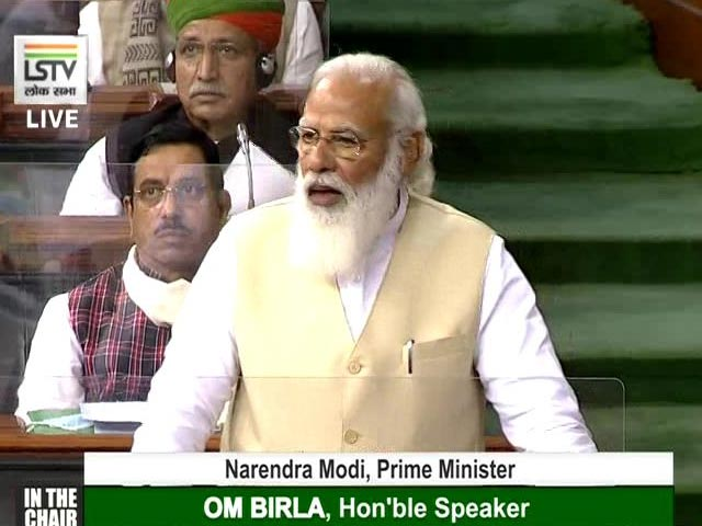 Video : Planned Strategy, Says PM On Ruckus In Parliament Over Farm Laws