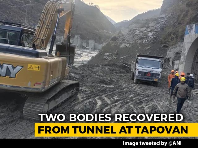 Video : 2 More Bodies Recovered From Uttarakhand Tunnel, Rescue Ops Intensified