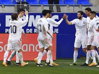 Gutsy Real Madrid Come From Behind To Beat Struggling SD Huesca 2-1