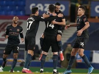 Everton vs Manchester City: Manchester City Beat Everton ...