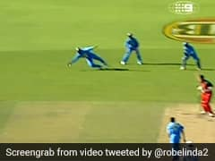 VVS Laxman Says This One-Handed Stunner Was His Best Catch. Watch