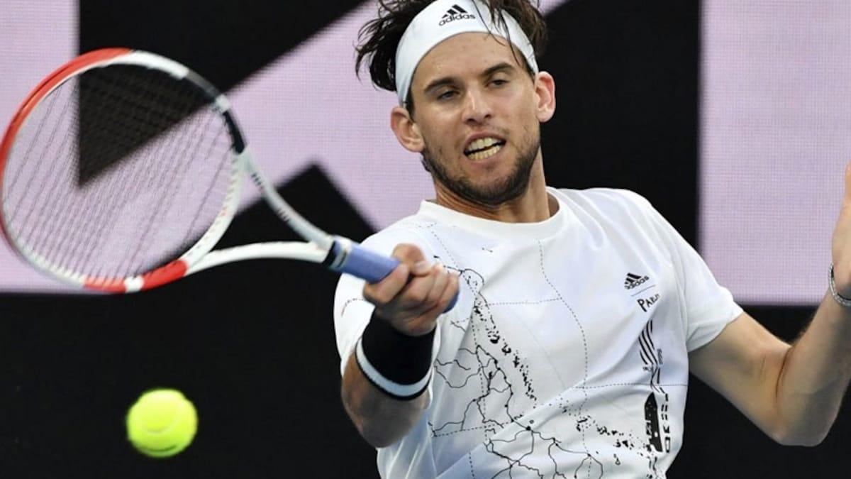 Dominic Thiem joins Rafael Nadal at the Tokyo Olympics  Tennis news