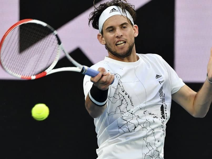 Australian Open: Dominic Thiem Beats Nick Kyrgios In Five-Set Thriller To Enter Last 16