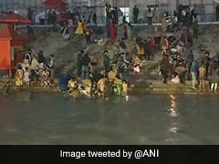 Basant Panchami 2021: बसंत पंचमी पर श्रद्धालुओं ने किया शाही स्नान, हरिद्वार से प्रयागराज तक उमड़े भक्त