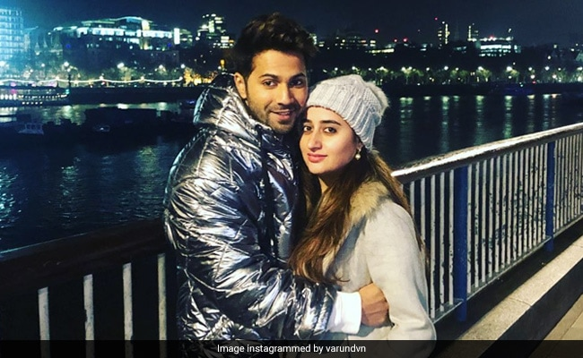 Valentine's Day 2021: Varun Dhawan's Two-Word Note To Wife Natasha Dalal Is Love, Actually