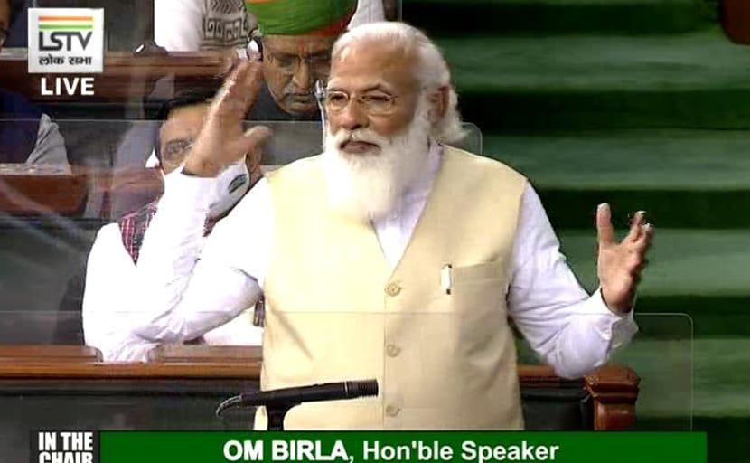 PM Modi Calls Congress