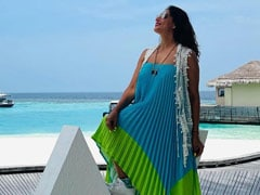 Bipasha Basu, Holidaying In Maldives, Shares This Perfect  Pic