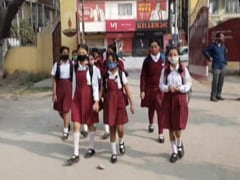 Assam Schools Not Letting Guard Down Amid Dip In Covid Cases