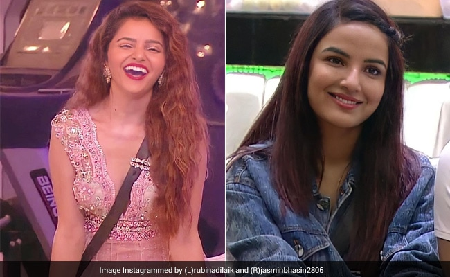 Fan asked Rubina Dilaik, if you say anything about Jasmin Bhasin, then the response of Bigg Boss 14 winner came like this