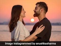 """Virat Kohli Says Wife Anushka Sharma Has Been A """"Pillar Of Strength"""""""