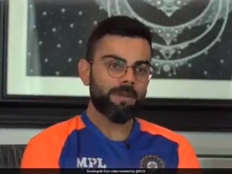"""""""Learning How To Change Diapers Wasnt That Tough"""": Virat Kohli"""