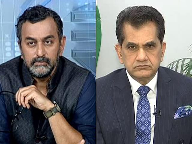 Video: Budget Pushes For Investment In A Very Big Way: Amitabh Kant