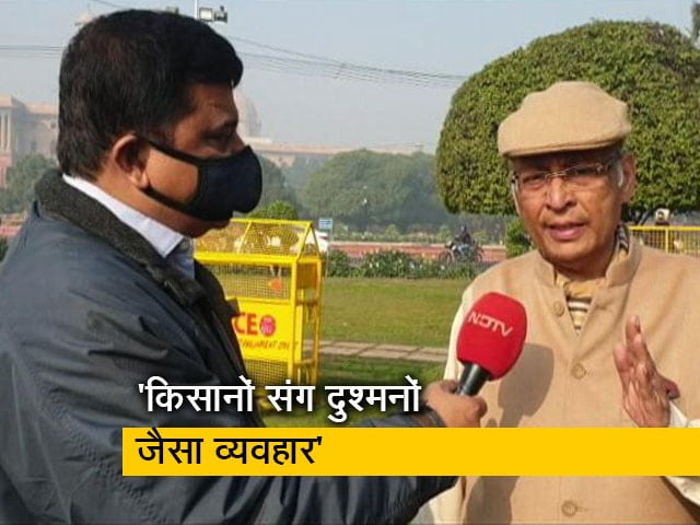 Video : प्रताड़ना झेल रहे किसानों की मांगों पर चर्चा होनी चाहिए: अभिषेक मनु सिंघवी