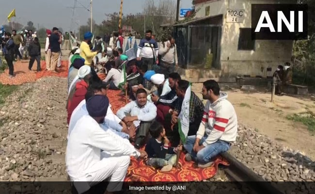 Proof That Protest Not Limited To Punjab, Haryana: Farmers On 'Rail Roko''