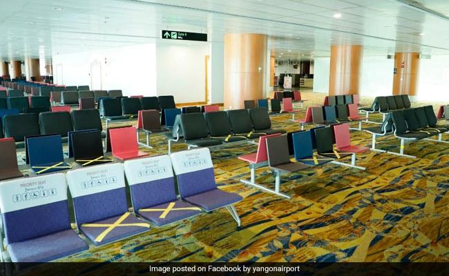 Myanmar Closes International Airport In Yangon: Official