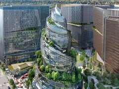 """Amazon's New HQ Is A """"Spiraling Vertical Forest"""" - Welcome To The Helix"""