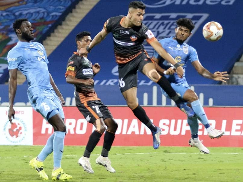 Indian Super League: FC Goa Hold Mumbai City FC To 3-3 Draw After Late Strike From Ishan Pandita
