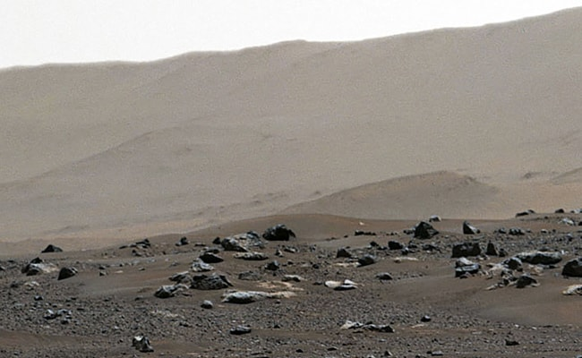 Dust Storms That Swallow Mars - NASA's Perseverance Rover To Unlock Weather Mysteries