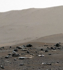 Dust Storms That Swallow Mars - NASA's Rover To Unlock Weather Mysteries