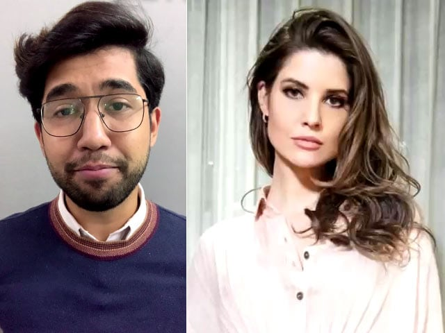 Video : Who Is Amanda Cerny Who Supported Protesting Farmers?