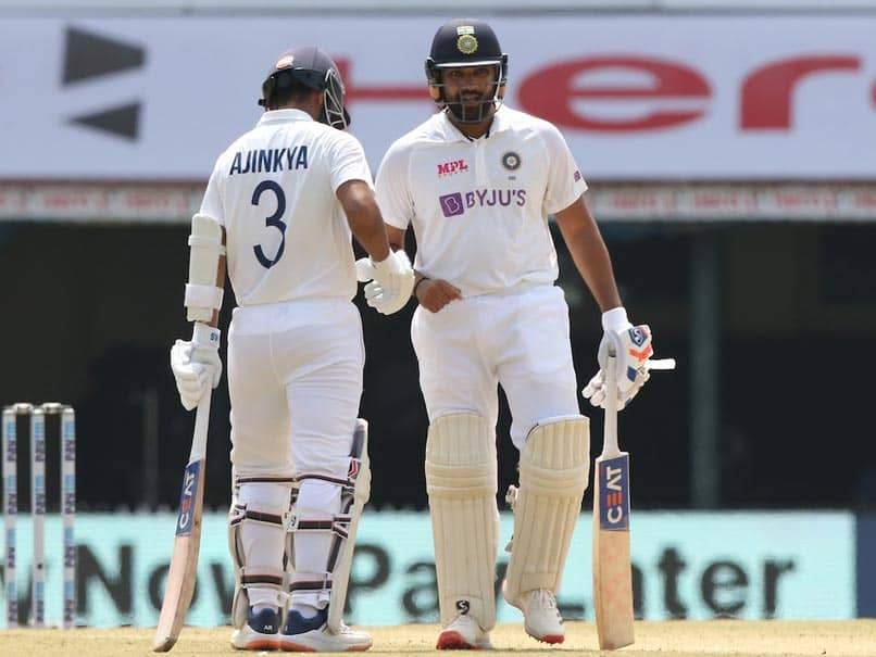IND vs ENG, 2nd Test Day 1 Highlights: Rohit Sharma, Ajinkya Rahane Put India In Drivers Seat