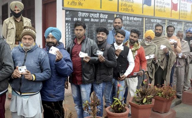 पंजाब निकाय चुनाव : वोटिंग संपन्न, कुछ जगहों पर झड़प, 17 फरवरी को आएंगे नतीजे