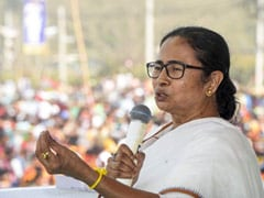 "Mamata Banerjee's ""Syndicate"" Swipe At PM, Amit Shah At Bengal Foot March"